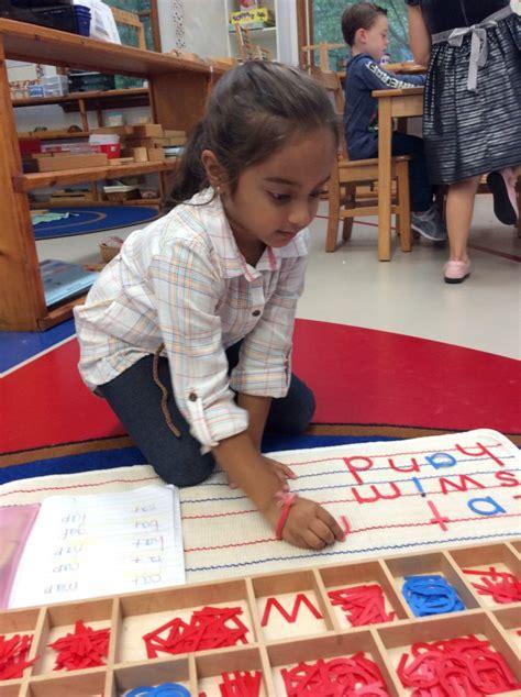 Montessori Method | Marlboro Montessori Academy