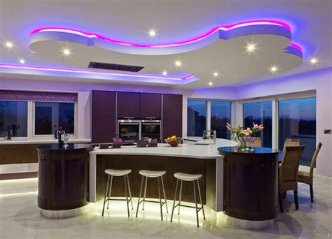 kitchen led lighting ideas 16 awesome kitchen led lighting ideas that will amaze you