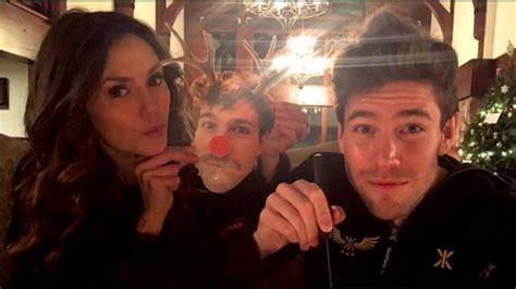 nina dobrev shares adorable pda pics  boyfriend austin