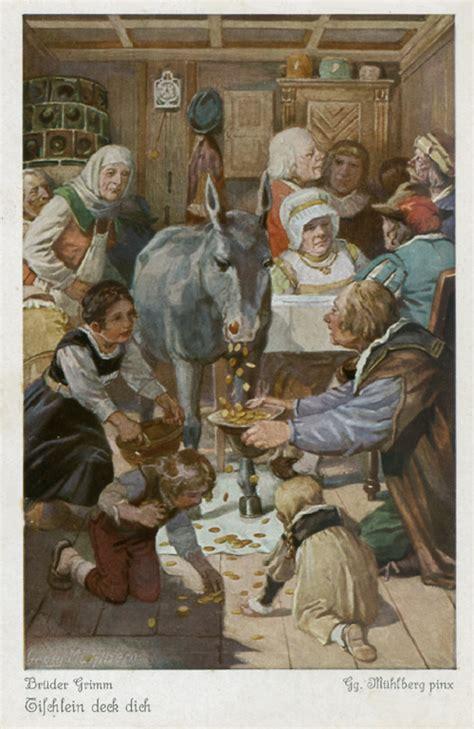 Das Goethezeitportal Tischlein Deck Dich