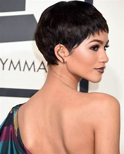 Coupe Courte Tendance 2019 : tendance coupe de cheveux court femme 2019 ~ Dallasstarsshop.com Idées de Décoration