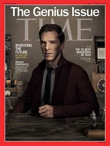 A Photo Shoot With Benedict Cumberbatch | Time.com
