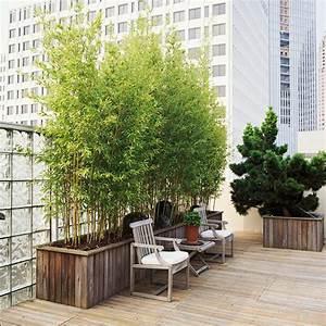 Bambus Auf Balkon : 10 ideen f r balkon und dachterrasse gr ne oase in der stadt gestalten ~ Eleganceandgraceweddings.com Haus und Dekorationen