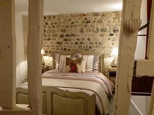 la chambre champetre a honfleur chez reglisse pain d39epices With decor de chambre a coucher champetre