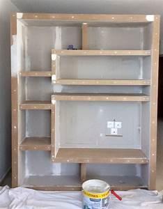 Meuble De Separation Design : fabriquer un meuble de s paration ~ Teatrodelosmanantiales.com Idées de Décoration
