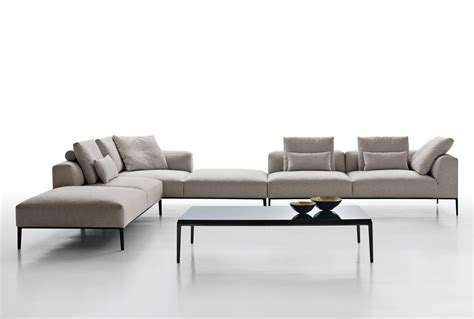 canapé sofa italia michel effe sofa by antonio citterio for b b italia