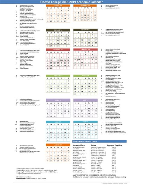 pace academic calendar qualads