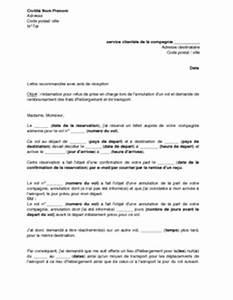 Remboursement Assurance Emprunteur Lettre Type : exemple gratuit de lettre demande remboursement frais ~ Gottalentnigeria.com Avis de Voitures