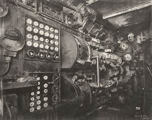 Photos From Inside A Captured First World War German U