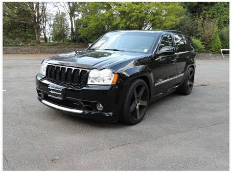 Used Jeep Srt8 by Used 2007 Jeep Srt8