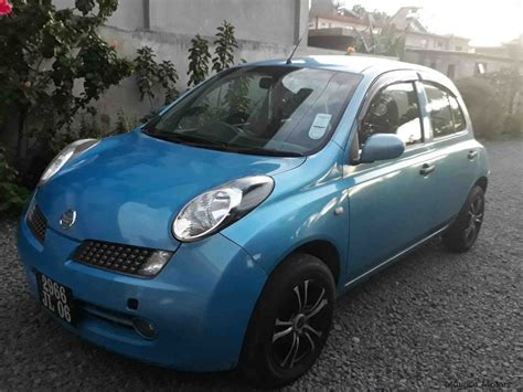nissan march used nissan march 2006 march for sale kalimaye road
