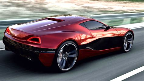 Top 10 Fastest Electric Cars Youtube