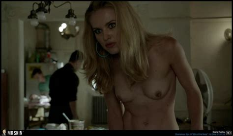 tv nudity report the return of shameless banshee and girls
