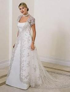 Wedding dress for large women for Wedding dresses for large women