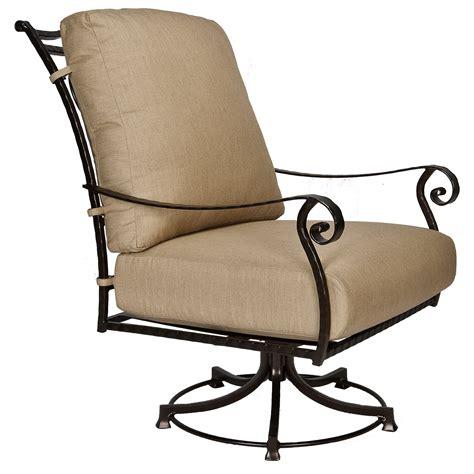 san cristobal swivel rocker lounge chair hauser s patio