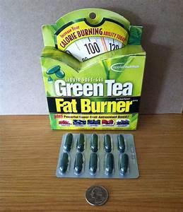 Green Tea Fat Burner Pills Work  Alpha Lipoic Acid Weight Loss Results