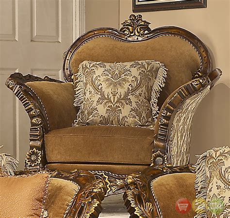 luxurious traditional arm chair formal living room hd