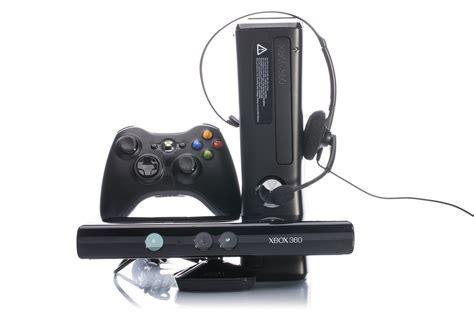 xbox 360 console 250gb console xbox 360 250gb kinect and consoles