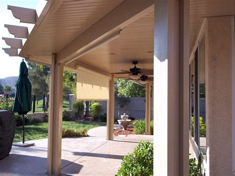 Duralum Weatherwood Patio Covers by Weatherwood 174 Californian Solid Patio Covers Duralum