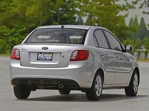 Kia Rio Sedan - 2009  2010  2011