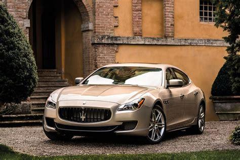 Maserati Quattroporte Limited Edition By Zegna Extravaganzi