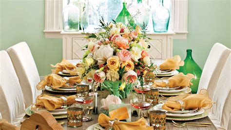 Garden Southern Setting by Golden Table Setting Southern Living