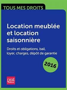 ebook location meublee et location saisonniere droits et With location meublee assurance locataire