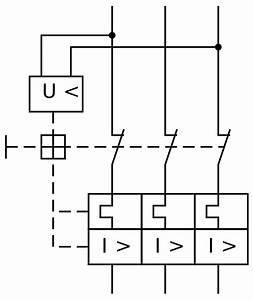 File Symbol Three Pole Protective Engine