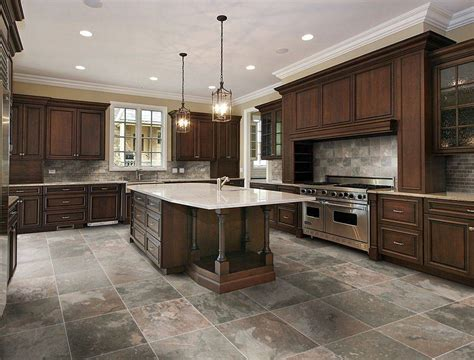 kitchen tile floor ideas  kitchen floor material