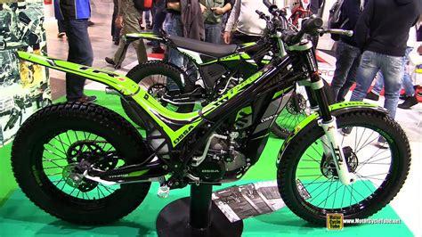 2015 Ossa Tr 300i Trial Bike