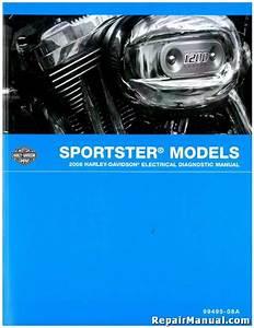 2008 Harley Davidson Sportster Motorcycle Electrical