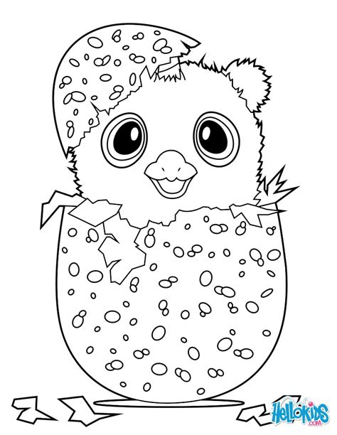 hatchimals owlicorn coloring pages hellokidscom