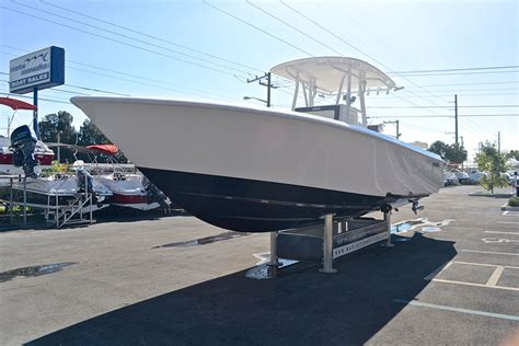 Boat Hull Steps by New 2013 Contender 32 St Step Hull Boat For Sale In West