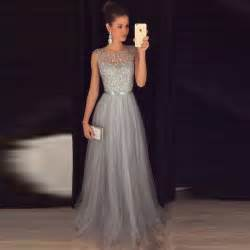 grey sequin bridesmaid dresses baile buy promotion shop for promotional baile buy on aliexpress