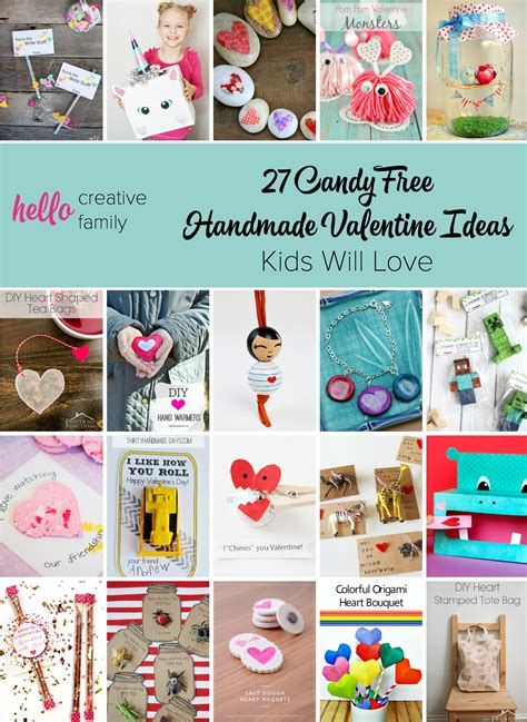 Handmade Kids Valentine Ideas