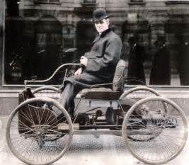 """Image result for Henry Ford """"Quadricycle."""""""