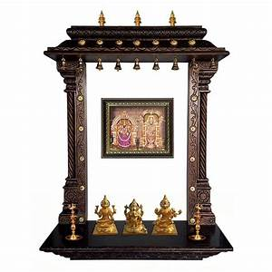 Pooja Room Mandir Designs Room, Puja room and Photo wall