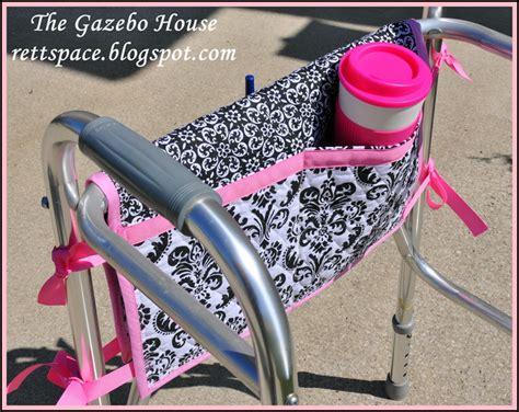 walker caddies  images nursing home gifts walker