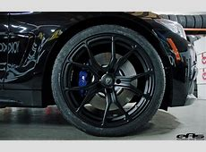 First 4 Series at EAS Gets Vorsteiner Wheels autoevolution