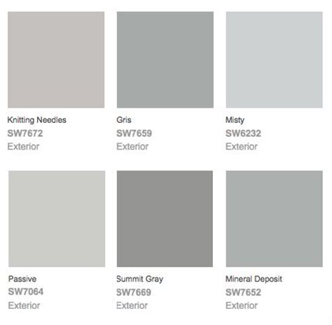 best 25 shades of grey paint ideas on gray