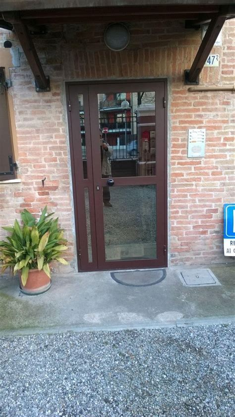 Porte D Ingresso In Alluminio E Vetro by Porte D Ingresso In Vetro