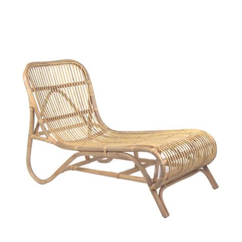 Chaise Longue Bambou by Chaise Longue En Bambou Pomax Drawer