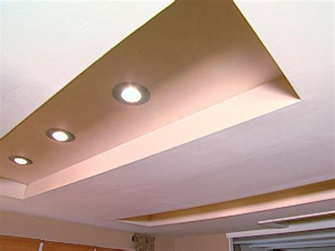 track spotlights kitchen recessed ceiling box lighting hgtv