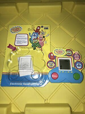 Is an american children's television show currently airing on the nick jr. Nick Jr Yo Gabba Gabba Handheld Game, Used, Tested   eBay