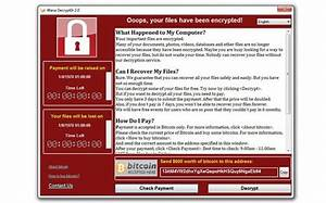Oops  Your Files Have Been Encrypted And Here U0026 39 S The Reason