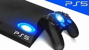 Ps5 podría ser la mejor consola para juegos del mundo ...  Ps5