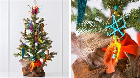 creative christmas tree decorating ideas hallmark