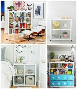 Ikea Idee Deco : tag re ikea kallax diff rents id es comment l 39 utiliser ~ Preciouscoupons.com Idées de Décoration