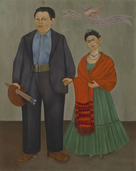 Diego Rivera And Frida Kahlo The Detroit Institute Of Arts