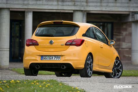 Opel Corsa Opc by Umgeparkt Opel Corsa Opc Im Test